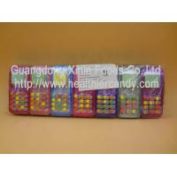 Best Colored Glucose Novelty Candy Toys , Small Round Funny Candy Sweets wholesale