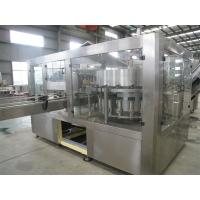Adjustable Filling Volume Carbonated Drink Filling Machine With Washer / Filler / Capper
