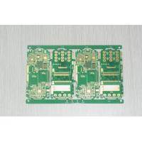 Best FR4, OSP, HAL 0.5 - 3oz Routing quick turn pcb fabrication For TV, Mobile, MP4 wholesale