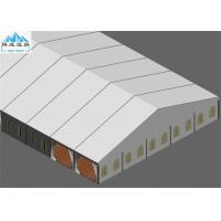 Best 25x90M Aluminum Frame Waterproof Outdoor Event Tents For 2000 People wholesale