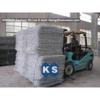 Best Double Twisted Gabion Box Retaining Wall Structure Wire Diameter 2.7mm wholesale
