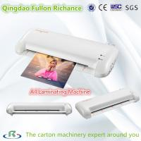Best High Efficient Low Cost A4 Size Manual Laminating Machine for Photo Menu wholesale