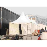 Details Of Small 4m X 4 M Outdoor Pagoda Canopy Tent