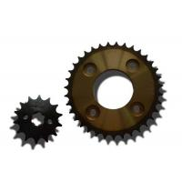 Best Durable 1045 Steel Motorcycle Sprocket Chain For Suzuki Motorbike Parts wholesale