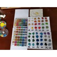 Best Soft Recycled Rubber Granules / Customized Size Rubber Granules Flooring wholesale