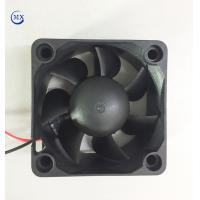 China 50 X 20Mm dc motor brushless fan 5020 mini / micro / small fan 5V / 12V / 24V on sale