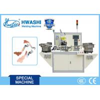Best Electric Parts Automatic Welding Machine with Vibration Plate wholesale