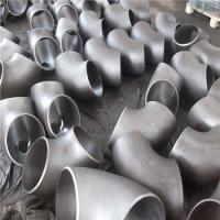 China Non / Ferritic Alloy Butt Weld Tube Elbow EN 10253-2 With Specific Inspection Requirements on sale
