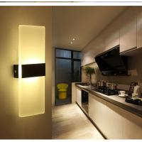 Best Brush finish Aluminum LED wall light /led wall lamps for bedroom or sitting rooms wholesale
