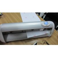 China vinyl cutter with laser point and contour cutting function for DIY vinyl sticker on sale