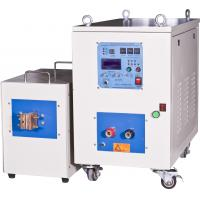 commercial Induction Melting Equipment with 40KW Induction Heating device