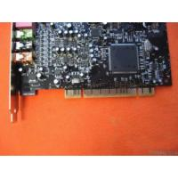 China Best Channel Pci Internal Audio Pc Sound Card on sale