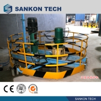 Best Pouring Mixer AAC Block Cutting Machine wholesale