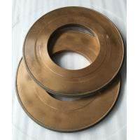 Best Flat Abrasive Diamond Grit Grinding Wheel Resin Bonded Thickness 40mm Width 10mm wholesale