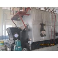 Cheap Thermal Insulated ASME Oil Gas Fired Steam Boiler Replacement , 8 Ton for sale