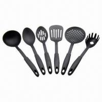 Best Nylon Kitchen Utensils, Any Colors Available, Up to 210°C Heat-resistant wholesale