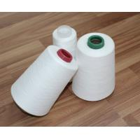 Best 100% Virgin Fiber 30s/2 Spun Polyester Yarn Raw White Bright For Sewing Thread wholesale