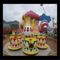 China Cheap rotating coffee cup portable amusement ride on sale