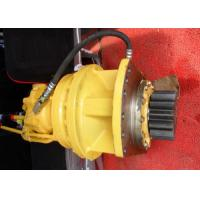 Hitachi ZAX60-7 Swing Device Excavator Slew Motor SM60-02 With Gearbox Red
