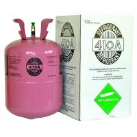 Mixed refrigerant gas R410a as substitute for R22