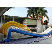 Best Crazy Inflatable Boat Slide ,Inflatable Water Sports For Yachts CE14960 wholesale