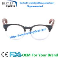 Best 2014 Fashion latest Unisex Glasses Eyewear Optical Frames Wood Glasses Eyeglasses wholesale