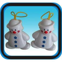 Buy cheap Sound Activated Baby Cry Detector Two Lovely Snow Man 50-80M Remote Distance from wholesalers