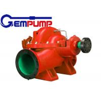 Best OS series Double Suction Split Case Pump / construction water supply pump wholesale