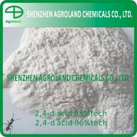 Cheap White 2, 4-dichlorophenoxyacetic Acid 98%TC 86%SL 72%SL 720g/L 94-75-7 for sale