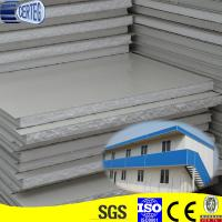 Best Colored Steel Insulated EPS Foam Composite Roof Panel wholesale