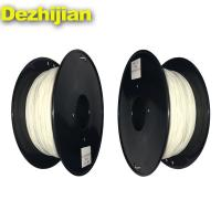Best 1.75 / 3mm 3D printing TPE Flexible plastic filament 1kg 2.2lb Rolls for DIY 3D printer wholesale