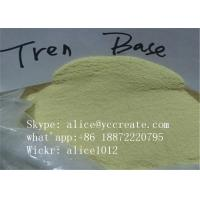 Quality Yellow Crystal Powder Trenbolone Base 10161-33-8 Safe Muscle Building Steroids wholesale