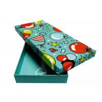 Best Full Color Clothes Gift Boxes Packaging Decorative Recyclable Eco - Friendly wholesale