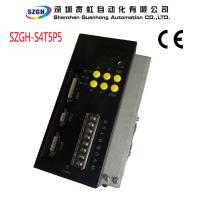 China Torque Control Spindle Servo Drive / Driver Min Braking Resistor 1kW / 40Ohm on sale