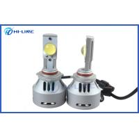 Best High Power 40W Cree LED Headlight Bulbs 9005 9006 H10 Auto Lights Replacement Halogen Bulb wholesale