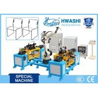 Quality Furniture Industrial Welding Robots For Steel Chair With Double Positioners wholesale