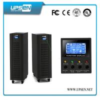 Quality Uninterrupted Power Supply Three Phase Online UPS 10-30kva With LCD Display wholesale