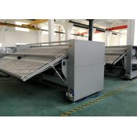 Buy cheap 3000mm AutoHotel Linen Bedsheet Folding Machine Large Capacity With Electric from wholesalers
