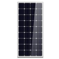 China 30 Watt Mono Cell Solar Panel Flexible Portable IP67 Junction Box With Diodes on sale