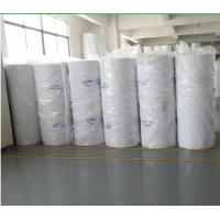 Best Flexible 560g F5 Spray Booth Ceiling Thin Air Filter Material With Surface Glue wholesale