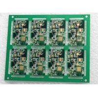 Best green fr4 multi layer pcb board with1oz gold finger with Imm gold Surface Finishing wholesale