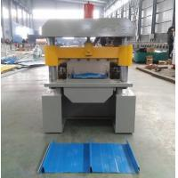 Best 3 Phase Standing Seam Roll Forming Machine 0.3-0.7mm Sheet Thickness wholesale