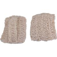 Best Cleaning Sponge 15 X 10cm Eco - Friendly Natural Sisal Bath Mitt / Body Scrubber wholesale