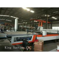 China Layer Blade Cnc Fabric Garment Cutting Machine , High Speed Cloth Cutting Equipment on sale