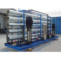 China Anti corrosion  Brackish Water Reverse Osmosis Systems for potable water 15m3/hour on sale