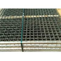 Best Carbon Steel Vibrating Screen Wire Mesh , Wire Mesh For Vibrating Screens wholesale