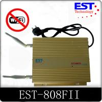 Best 30dBm Wifi / Blue Tooth / Wireless Video Jammer EST-808FII With 2 Antenna wholesale