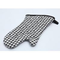 Best Customized Patterns  Adult Microwave Oven Gloves Cotton Material Heat Insulation wholesale