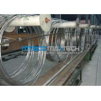 Best TP304 Stainless Steel Coiled Tubing ASTM A269 wholesale