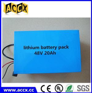 Best 48V 20Ah Lithium e-bike battery/LiFePO4 battery/NCM battery, e-bike battery 48 volt wholesale